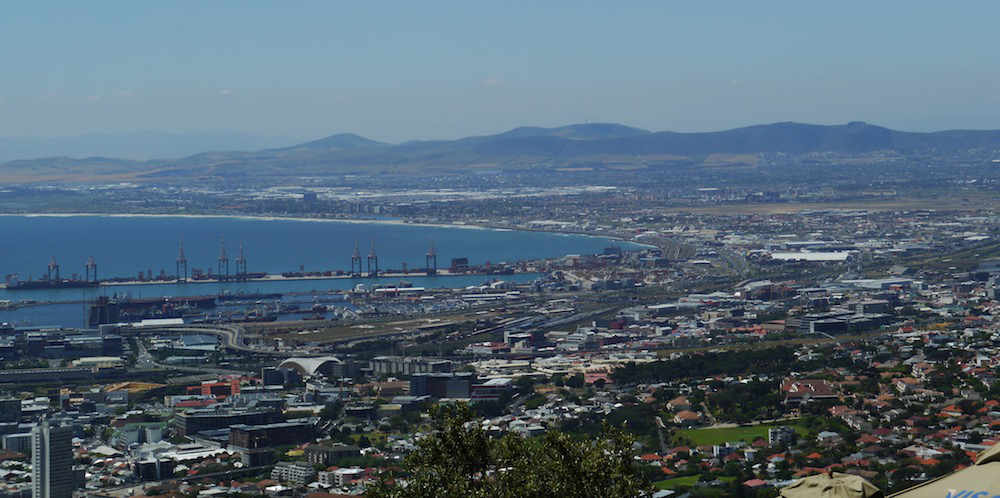 South-africa-View-over-Cape-town