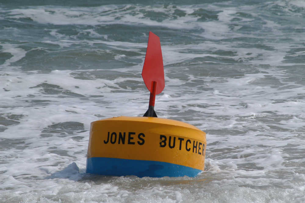 buoy-in-sea