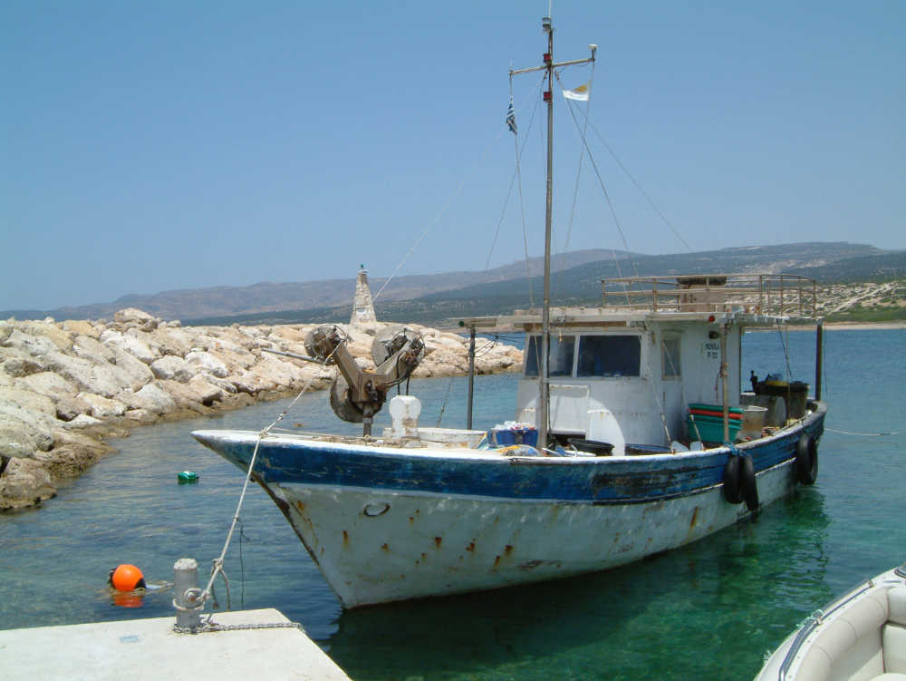 fishing-boat-agios-georgios-cyprus