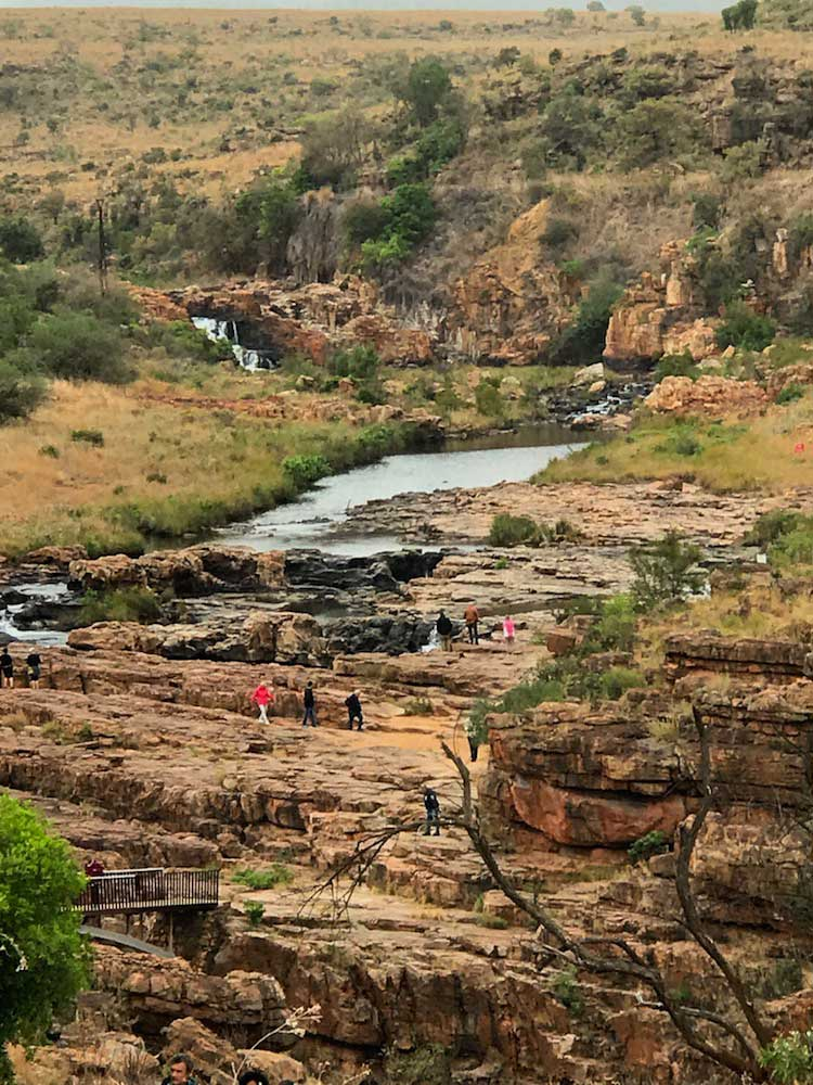 South Africa _Bourk's_Luck_Potholes