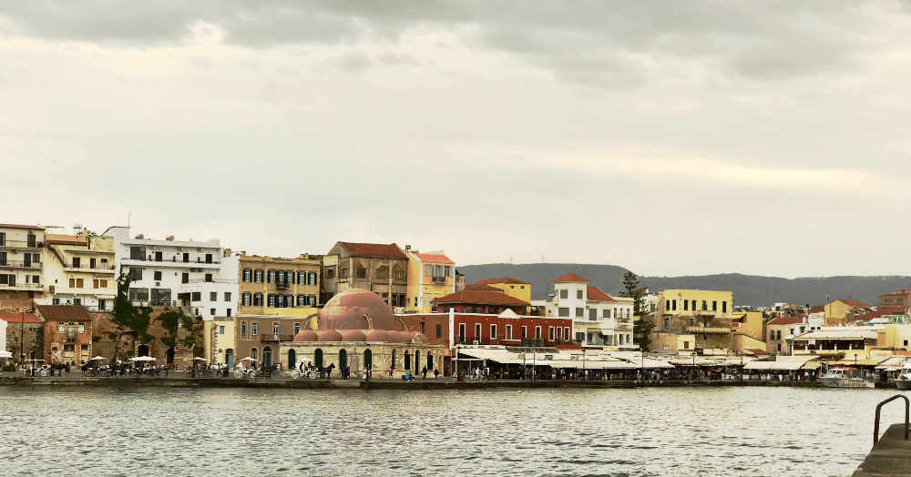harbour-chania-crete