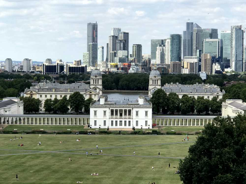 View-to-the-city-from-Greenwich-park